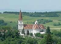 Biserica Sfanta Treime - Rasinari