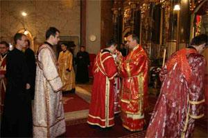 Culorile vesmintelor liturgice in Biserica Ortodoxa