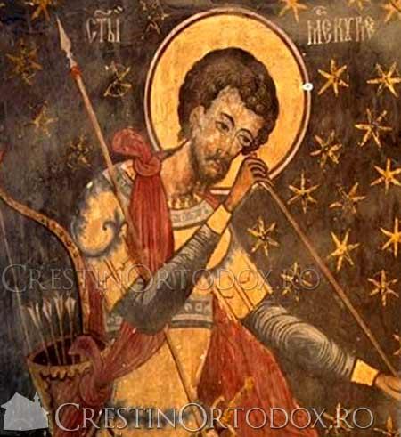 Sfantul Mucenic Mercurie