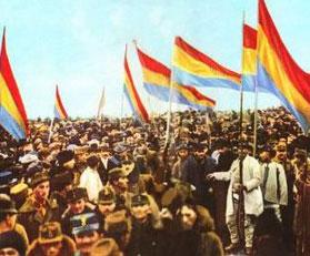 1 Decembrie - Ziua Nationala a Romaniei