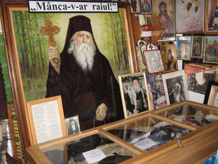 12 ani de la moartea parintelui Cleopa Ilie