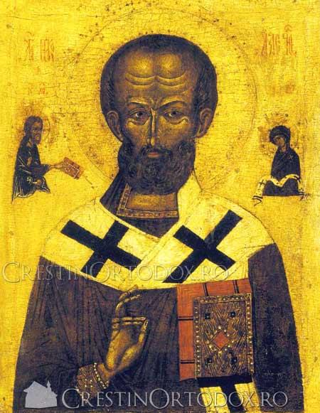 Sfantul Ierarh Nicolae - 6 decembrie