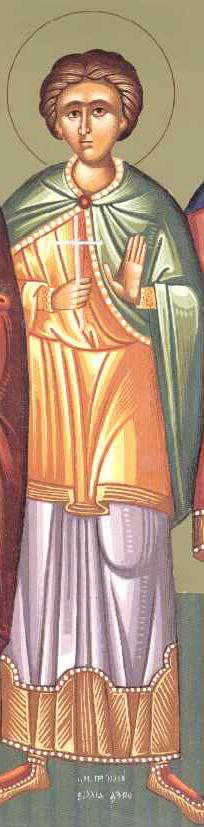 Sfantul Mucenic Ermoghen