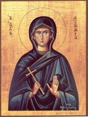Sfanta Evghenia