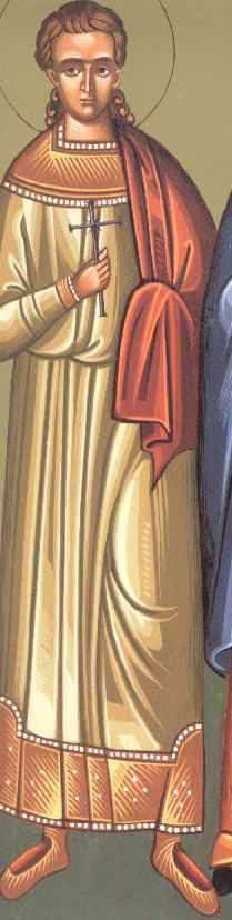 Sfantul Mucenic Ermil