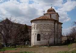 Biserica Sfintii Atanasie si Chiril - Biserica Doamnelor