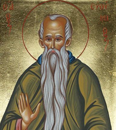 Sfantul Eftimie cel Mare