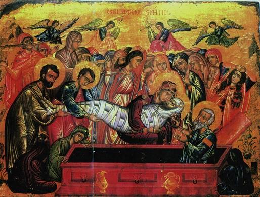 Cantarile Triodului, imne liturgice si melodii psaltice