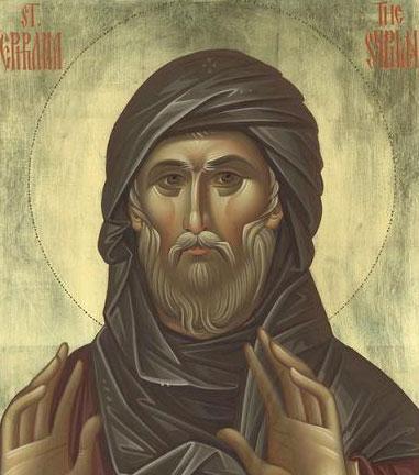 Sfantul Efrem Sirul, Paladie si Iacob