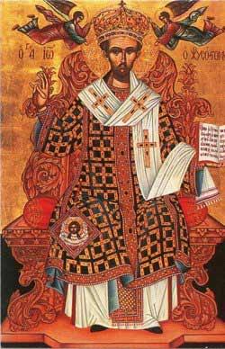 Cuvant la casatorie - Sfantul Ioan Gura de Aur
