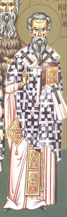 Sfantul Marcel, episcopul Siciliei