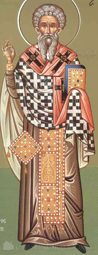 Sfantul Mucenic Vlasie