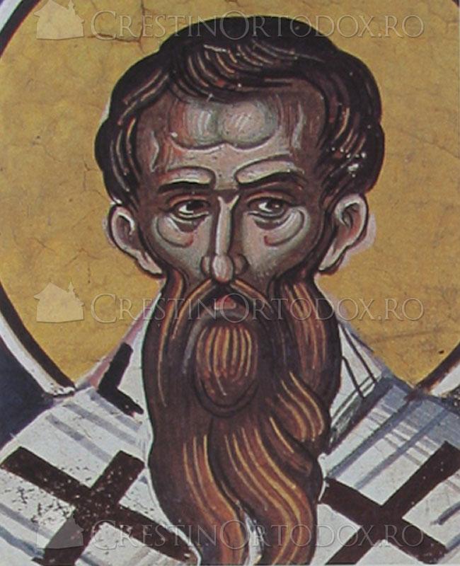 Sfantul Meletie - 12 februarie
