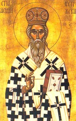 Sfantul Vasile de Ostrog