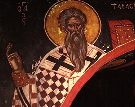 Sfantul Tarasie