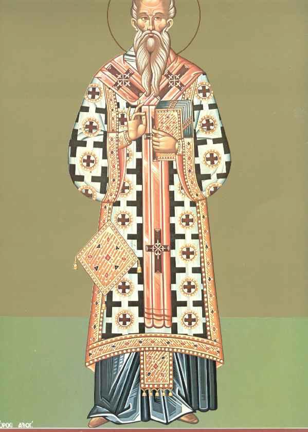 Sfantul Tarasie, Patriarhul Constantinopolului