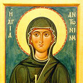 Sfanta Antonina