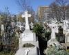 Vanzare loc de veci- 2 cripte- Cimitirul Izvorul Nou