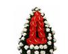 Coroana de flori anthurium