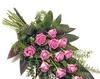 Buchet funerar trandafiri