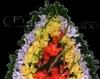 Coroana cu gladiole