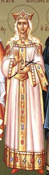 Sfanta Mucenita Alexandra