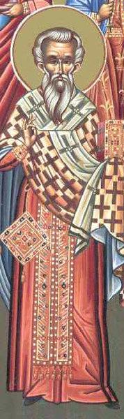 Sfantul Petru, Episcopul Argosului
