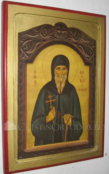 Manastirea Filoteu - Sfantul Cosma Etolianul