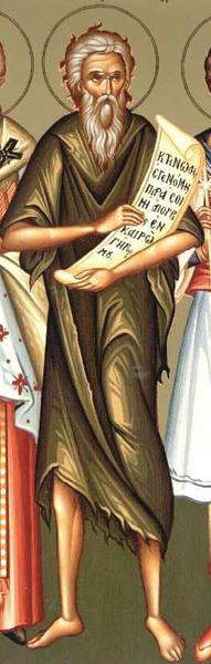 Sfantul Andrei, cel nebun pentru Hristos