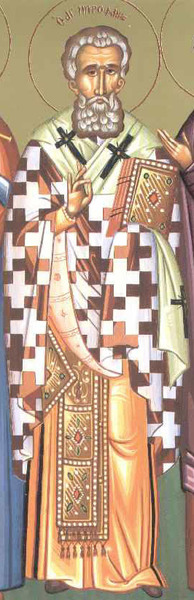 Sfantul Mitrofan