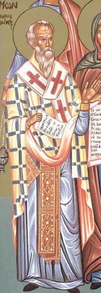 Sfantul Mucenic Timon
