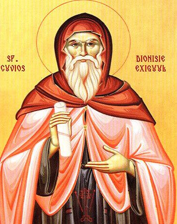 Dionisie Exiguul