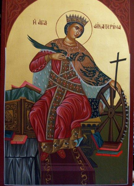 Sfanta Mucenita Ecaterina