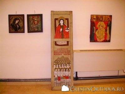 Targul iconarilor si al mesterilor cruceri