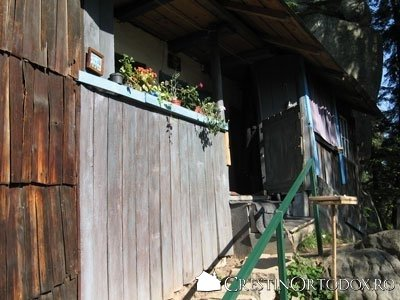 Schitul Sihla - Chilie de nevoitor