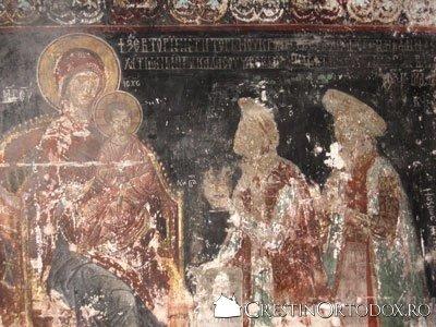 Manastirea Humor - Ctitorii Manastirii Humor